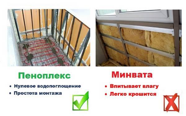 Как обшить балкон вагонкой? пластик или дерево, советы.