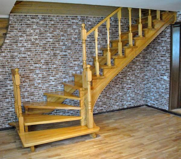 Ступени для лестниц Купить ступени из массива дерева по