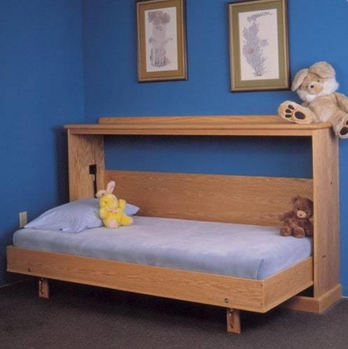 Кровать разборная своими руками