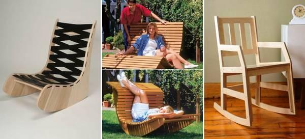 Сделать кресло в домашних условиях