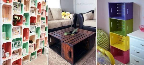 Мебель созданная своими руками фото
