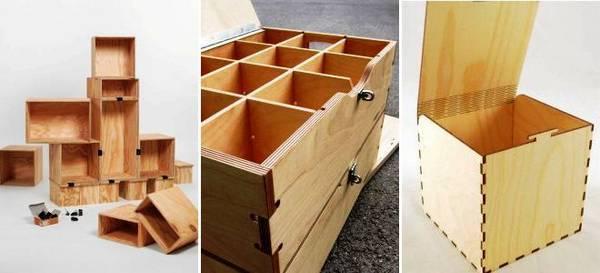 Как сделать ящики из фанеры своими руками 12
